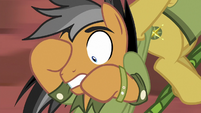 Quibble Pants rescued by Daring Do S6E13