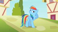Rainbow Dash check me out S2E8
