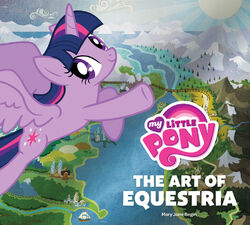 The Art of Equestria book cover