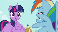 "Twilight Sparkle ""I could pass the test"" S4E21"