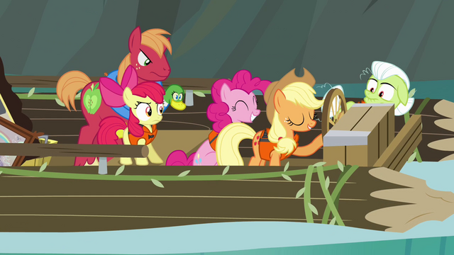"File:Applejack ""in charge of everything"" S4E09.png"