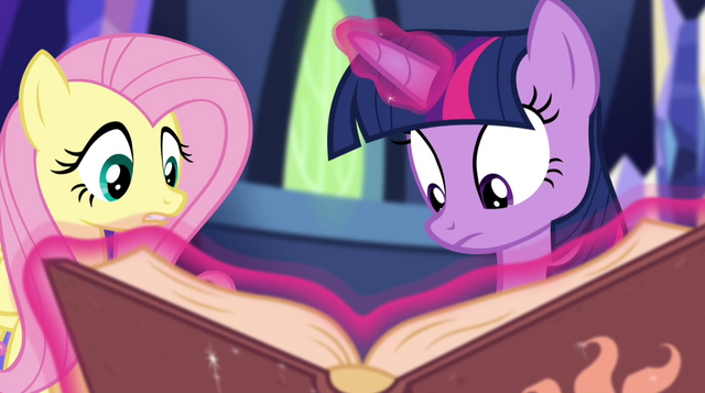 "File:Fluttershy ""What is it, Twilight?"" EG2.png"