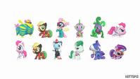 Funko Power Ponies Mystery Minis