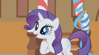 Rarity wants to go first S1E05