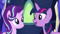 "Twilight and Starlight ""without further ado"" S6E12"