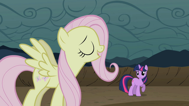 File:Flutterjerk pretending to laugh S02E02.png