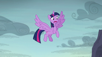 "Twilight ""you have to listen to me!"" S5E23"