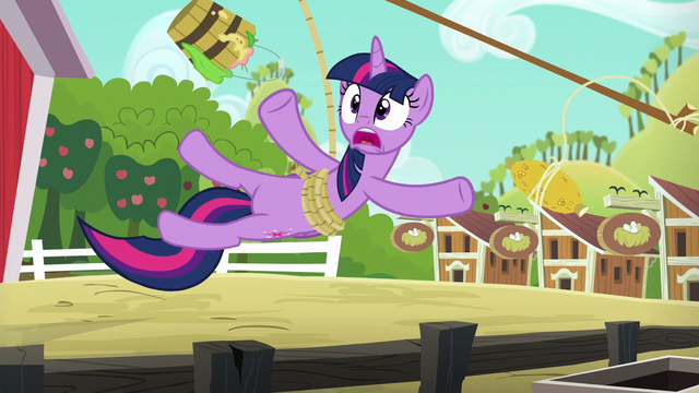 File:Twilight trips over the pigpen fence S6E10.png