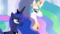 Celestia and Luna worried about Twilight S4E25