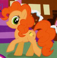 Peachy Pie mare ID TRU