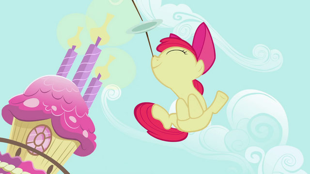 File:Apple Bloom jumping with the plates on her nose S2E06.png
