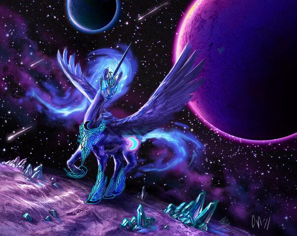 File:FANMADE Nightmare Moon by psychohazard.jpg