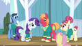 Rarity 'Whatever did you do to cause this' S4E14.png