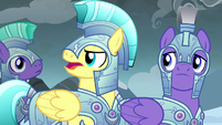 "Royal guard 1 ""can look like any of us"" S6E16"