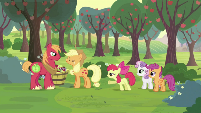 File:Applejack doesn't want to talk with CMC S2E23.png
