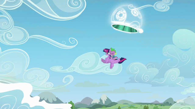 File:Twilight and Spike leave the portal S5E26.png