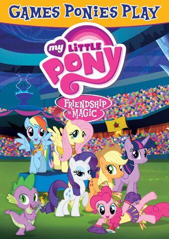 File:MLP Games Ponies Play DVD.jpg