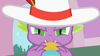 Spike scary plan grin S2E10