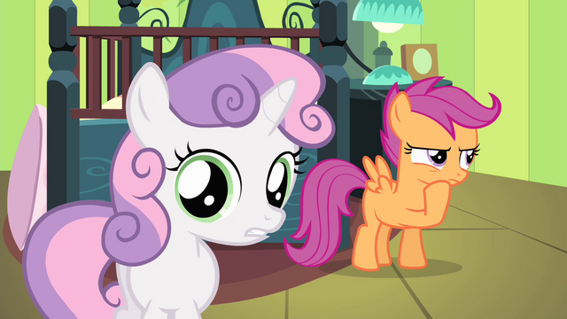 """File:Sweetie """"you need an escape plan"""" S4E17.png"""
