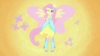 "Fluttershy transforms ""kindness"" EG"