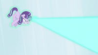 Starlight Glimmer shoots out magic beam S5E26