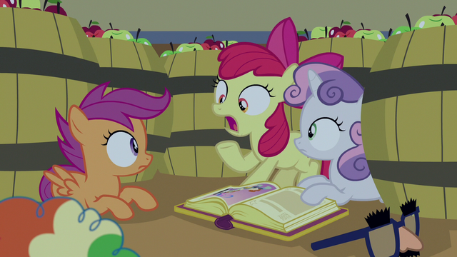 "File:Apple Bloom ""act like apples!"" S7E8.png"