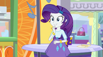 """Rarity """"is that all?"""" EGS1"""