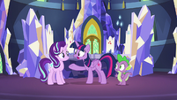 "Twilight ""the map just called you for a reason"" S7E10"
