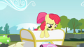 Apple Bloom '...get to Goldie Delicious now' S4E09.png
