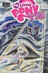 Comic issue 20 cover RI