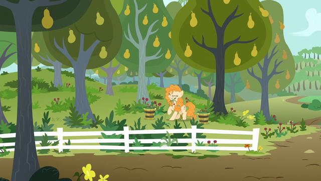 File:Pear Butter pulling a lot of weeds S7E13.png
