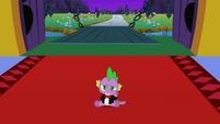 Spike all alone S1E26