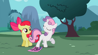 Sweetie Belle 'Why it's smashing' S2E05