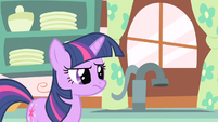 Twilight not happy wide eyes S1E20