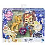 Elements of Friendship Applejack Honesty set