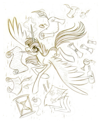 File:LF pony sepia.png