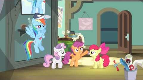 MLP FiM Music Hearts Strong as Horses (Reprise) HD