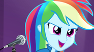 Rainbow Dash singing Shake Your Tail EG2