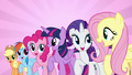 "Mane Six singing ""we're a work in progress"" S7E14.png"