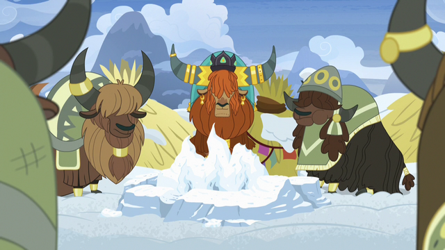File:Prince Rutherford and yaks sitting around new fire pit S7E11.png