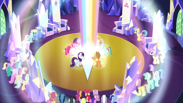 File:Rainbow shoots up from the floor S4E26.png