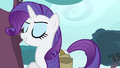 "Rarity ""benefited from my creative vision"" S4E23.png"