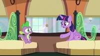 """Twilight """"I don't know, Spike"""" S6E2"""