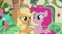 "Applejack ""this here's about togetherness"" S5E20"