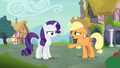 Applejack apologizing to Rarity S7E9.png