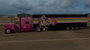 FANMADE ETS2 Pete 389 Custom - Pinkie Pie Skin 2