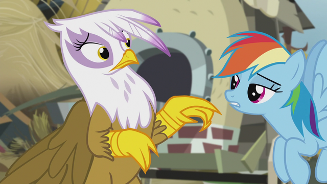 """File:Rainbow Dash """"no, you haven't"""" S5E8.png"""