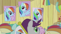 Rainbow Dash Fan Club Posters S2E8.png
