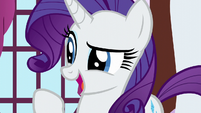 "Rarity ""do you think you can handle that?"" S6E11"