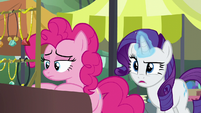 "Rarity unsatisfied ""that's it?"" S6E3"